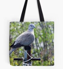 Pigeon Post Tote Bag