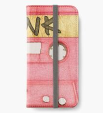 PUNK MIXTAPE iPhone Wallet/Case/Skin