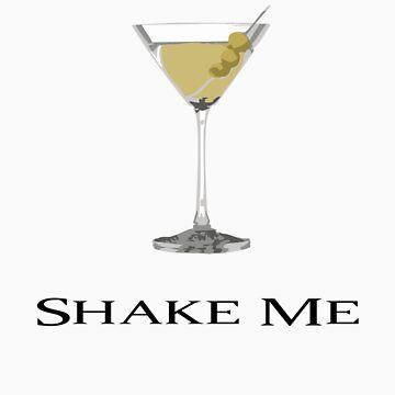 Shake Me by robotplunger