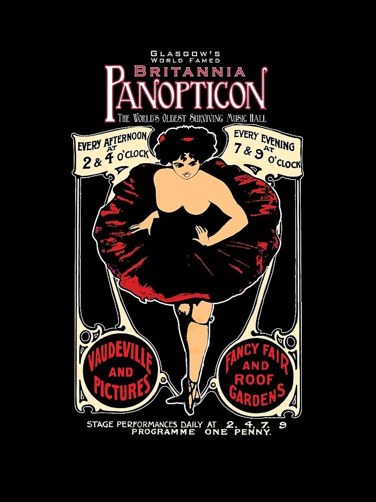 Panopticon design - Britannia Panopticon by BritPanopticon