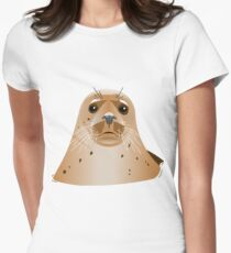 Seal - Seal of Approval Women's Fitted T-Shirt