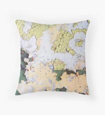 Urban Placemat Throw Pillow