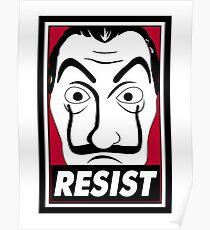 La casa de Resistencia Poster