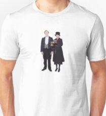 Baxter & Molesley - Downton Abbey Unisex T-Shirt
