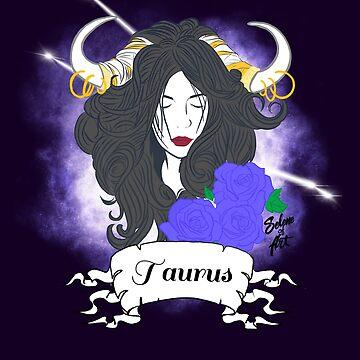 Taurus by SeleneofArt