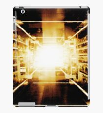 Supermarket Breakdown iPad Case/Skin