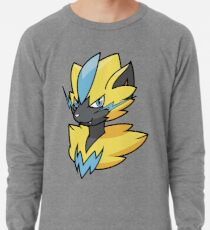 Zeraora bust Lightweight Sweatshirt