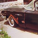 front fender 1961 chevy Belaire by cdcantrell