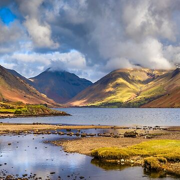 Landscape of Cumbria by Lanas