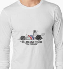 HESKETH 308 1974 T-shirt manches longues