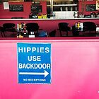 Hippies Use Backdoor by DougPop