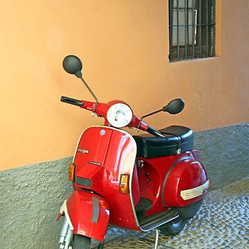 Vespa by anni103