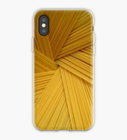 Spaghetti 1 (T-Shirt & iPhone case) iPhone Case
