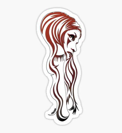 MONO Girl #1 Sticker