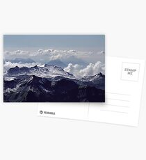 Heavenly view, Bernese Alps Postcards