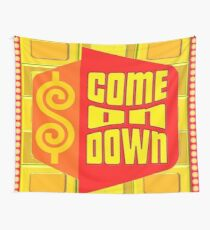 Come On Down Game Show Wall Tapestry
