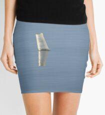 Bottle reflection Mini Skirt