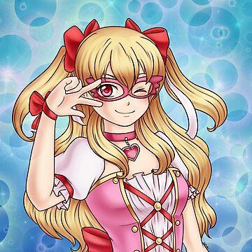 Magical Girl Alisa by Raichana