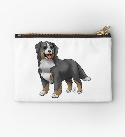 Bernese Mountain Dog Studio Pouch
