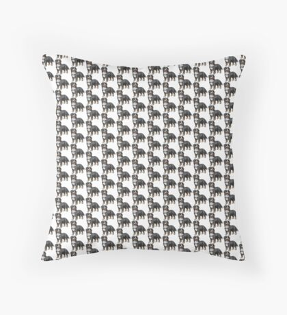 Bernese Mountain Dog Floor Pillow
