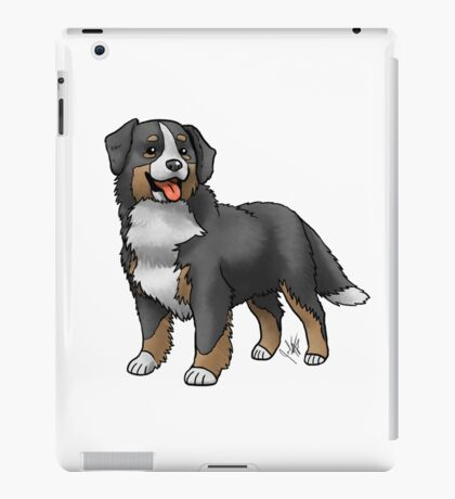 Bernese Mountain Dog iPad Case/Skin