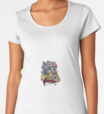 Grand Theft Auto 3 Women's Premium T-Shirt