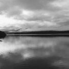 MacIntosh Dam - Tasmania  by cjcphotography