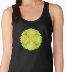 """11. """"Spirit of India: Fleur-Web"""" in grass green and yellow T-Shirt"""