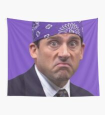 Prison Mike  Wall Tapestry