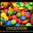 Uniqueness by Ethan Moore