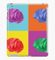Colorful Brains  iPad Case/Skin