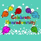 Celebrate neurodiversity by EWAutismLibrary