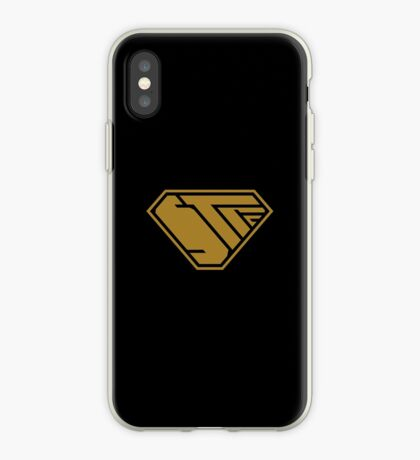 STPC SuperEmpowered (Gold) iPhone Case