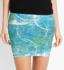 Mono Test - Scan Mini Skirt