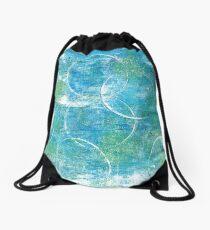 Mono Test - Scan Drawstring Bag