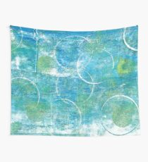 Mono Test - Scan Wall Tapestry