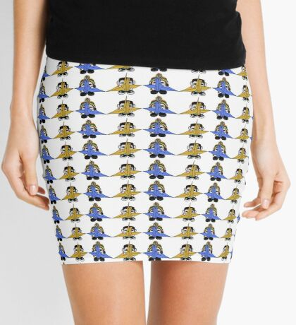 STPC: Naka Do & Oyo Yo with Origami Cranes (Never Forget) Mini Skirt