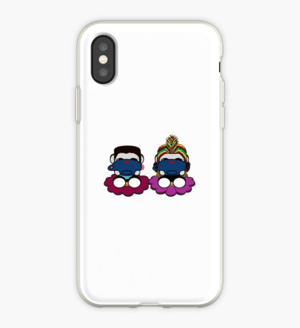 STPC: Naka Do & Oyo Yo (Sipping Tea) iPhone Case