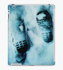 Footprints in the Snow iPad Case/Skin
