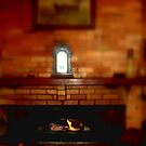 Open fire Place by cjcphotography