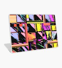 Abstract Color Squares Laptop Skin