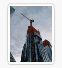 New York, Manhattan, New York City, Skyscraper, tower block, high rise building, tower, block, high rise, building Sticker