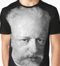 composer Tchaikovsky Graphic T-Shirt