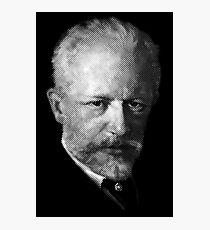 composer Tchaikovsky Photographic Print