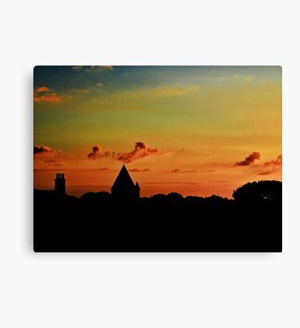 Last Light - Alderney Canvas Print