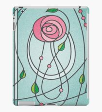 Mackintosh Rose iPad Case/Skin