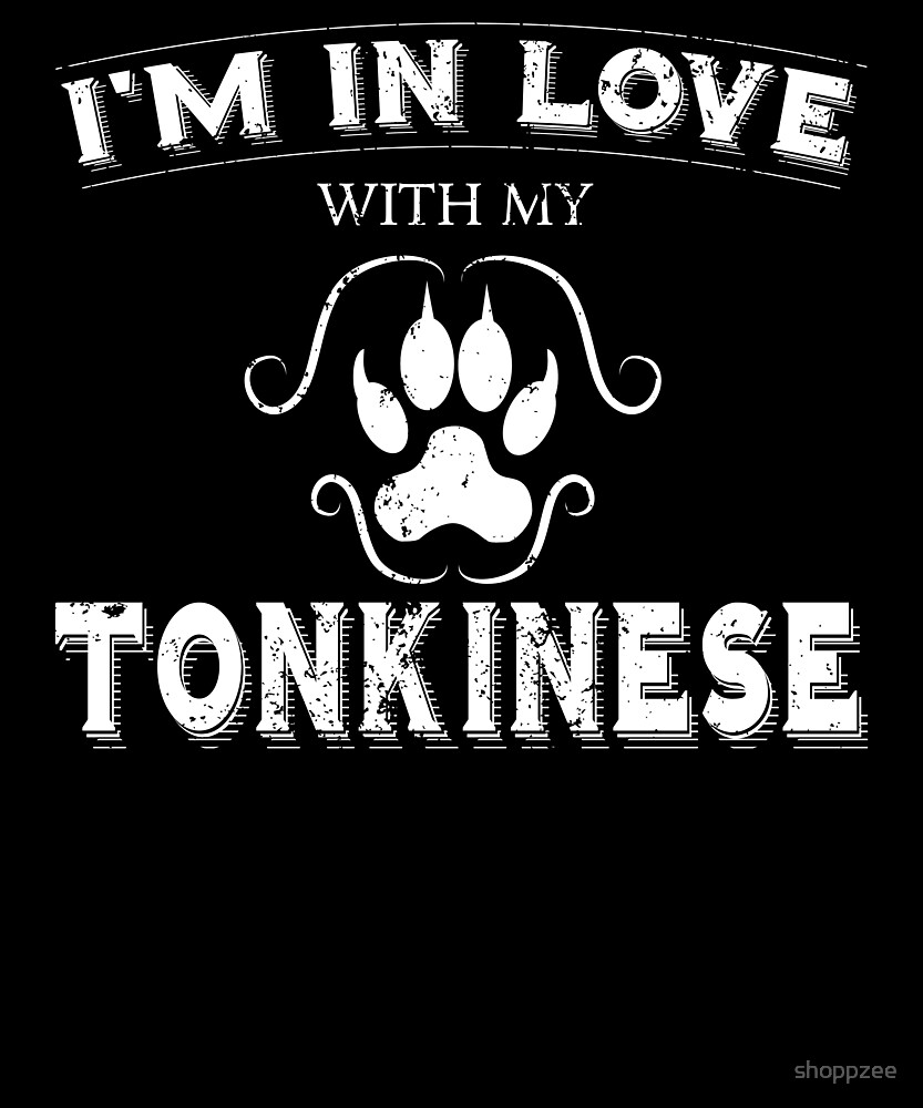 Anti Valentines Love Tonkinese Proud Cat Owner by shoppzee