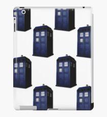 The Tardis Doctor Who iPad Case/Skin