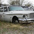 1960s Plymouth Valiant by DariaGrippo