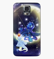 iPhone and Galaxy Case: Moonfishing Case/Skin for Samsung Galaxy